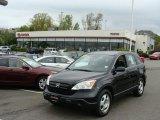 2007 Nighthawk Black Pearl Honda CR-V LX 4WD #29137754