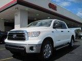 2010 Super White Toyota Tundra CrewMax 4x4 #29137947