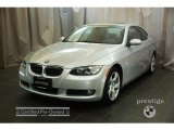 2008 Titanium Silver Metallic BMW 3 Series 328xi Coupe #29137453