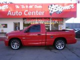 2005 Flame Red Dodge Ram 1500 SRT-10 Regular Cab #29137772