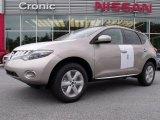 2010 Saharan Stone Metallic Nissan Murano SL #29137788