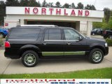 2008 Black Lincoln Navigator L Luxury 4x4 #29137633