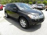 2004 Super Black Nissan Murano SL #29137806