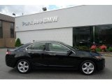 2009 Crystal Black Pearl Acura TSX Sedan #29137514