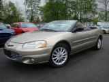 2002 Light Almond Pearl Metallic Chrysler Sebring LXi Convertible #29138230