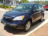 2007 Royal Blue Pearl Honda CR-V LX 4WD #29138233