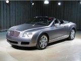 2009 Bentley Continental GTC Silver Tempest