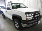 2006 Chevrolet Silverado 2500HD LS Regular Cab Data, Info and Specs