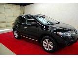 2009 Super Black Nissan Murano S #29201181