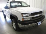 2003 Chevrolet Silverado 2500HD LS Regular Cab Data, Info and Specs