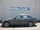 2010 Tasman Green Metallic BMW 3 Series 328i Sedan #29201380
