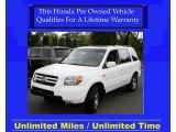 2007 Taffeta White Honda Pilot EX-L 4WD #29201081