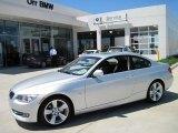 2011 Titanium Silver Metallic BMW 3 Series 328i Coupe #29201426
