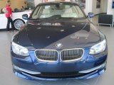 2011 Deep Sea Blue Metallic BMW 3 Series 328i Coupe #29201427