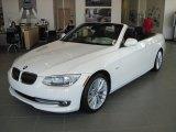 2011 Alpine White BMW 3 Series 335i Convertible #29201428