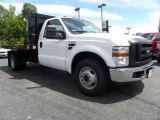 2009 Ford F350 Super Duty XL Regular Cab Chassis Data, Info and Specs