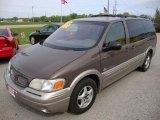 2000 Pontiac Montana Smoky Caramel Metallic