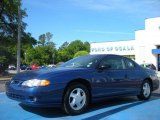 2003 Superior Blue Metallic Chevrolet Monte Carlo SS #29201118