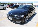 2007 Jet Black BMW 3 Series 335i Coupe #29201467