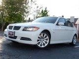 2007 Alpine White BMW 3 Series 335i Sedan #29201248