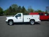 2010 GMC Sierra 2500HD Work Truck Regular Cab Chassis Data, Info and Specs