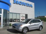 2008 Alabaster Silver Metallic Acura RDX Technology #29201153