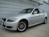 2010 Titanium Silver Metallic BMW 3 Series 328i xDrive Sedan #29201011