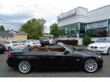 2007 Black Sapphire Metallic BMW 3 Series 328i Convertible #29201031