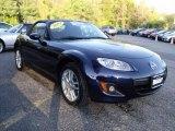 2009 Stormy Blue Mica Mazda MX-5 Miata Sport Roadster #29201643