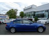 2007 Montego Blue Metallic BMW 3 Series 328i Sedan #29201034