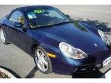 2000 Porsche 911 Ocean Blue Metallic