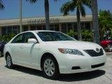 2008 Super White Toyota Camry Hybrid #29265854