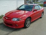 2003 Victory Red Chevrolet Cavalier LS Sport Coupe #29266292