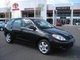 2007 Black Sand Pearl Toyota Matrix  #29265868
