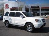 2007 Taffeta White Honda Pilot EX-L 4WD #29265870