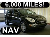 2010 Carbon Black Metallic Buick Enclave CXL #29266302