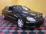 2004 Black Mercedes-Benz S 500 4Matic Sedan #29266527
