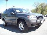 2002 Graphite Metallic Jeep Grand Cherokee Laredo 4x4 #29266534