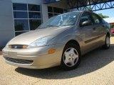 2003 Arizona Beige Metallic Ford Focus LX Sedan #29266049