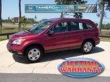 2007 Tango Red Pearl Honda CR-V LX #29266798