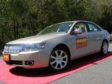 2008 Dune Pearl Metallic Lincoln MKZ Sedan #29266249