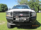 2002 Oxford White Ford F250 Super Duty XL SuperCab 4x4 #29266606
