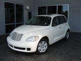2007 Cool Vanilla White Chrysler PT Cruiser  #29265980