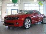 2010 Victory Red Chevrolet Camaro SS/RS Coupe #29266635