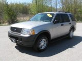 2003 Silver Birch Metallic Ford Explorer XLS 4x4 #29266645