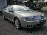 2008 Vapor Silver Metallic Lincoln MKZ AWD Sedan #29342134