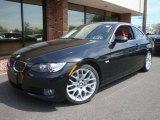 2007 Black Sapphire Metallic BMW 3 Series 328i Coupe #29342419