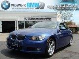 2007 Montego Blue Metallic BMW 3 Series 328xi Coupe #29342284