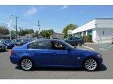 2010 Montego Blue Metallic BMW 3 Series 328i xDrive Sedan #29342299