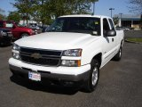 2006 Summit White Chevrolet Silverado 1500 LT Extended Cab 4x4 #29342149